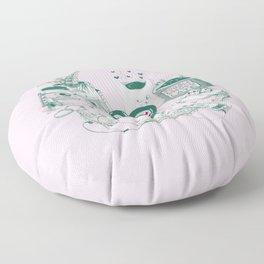 Self Care Floor Pillow