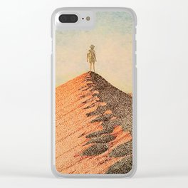 Sandy Namibia Clear iPhone Case