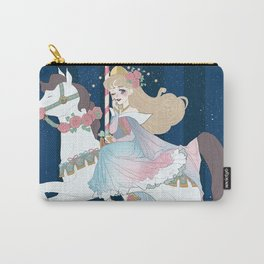 Carousel: Once Upon a Dream Carry-All Pouch