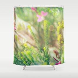 Where the Fairies Play - Botanical Photography #Society6 Shower Curtain