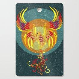 Fire Phoenix Cutting Board