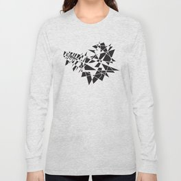 Guitar Quake Long Sleeve T-shirt