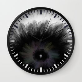 Feather Me Down Wall Clock