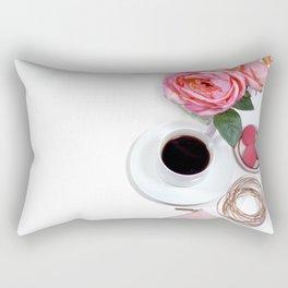 Hues of Design - 1027 Rectangular Pillow