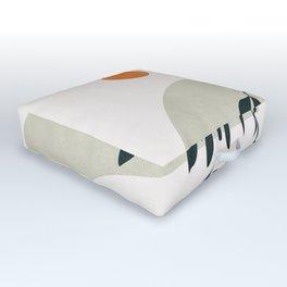 Soft Shapes I Outdoor Floor Cushion