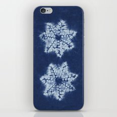 Shibori five iPhone & iPod Skin