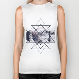 Solar Diamonds Biker Tank