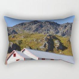 Serenity Prayer - I Rectangular Pillow