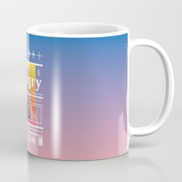 Stay Hungry. Stay Foolish Coffee Mug