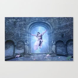 Till the End of Times Canvas Print