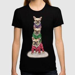 Lilly, Nikko, Mae Ling T-shirt