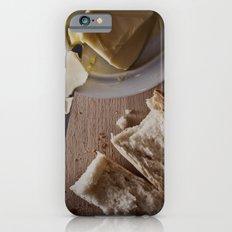 rustic om nom nom... iPhone 6s Slim Case