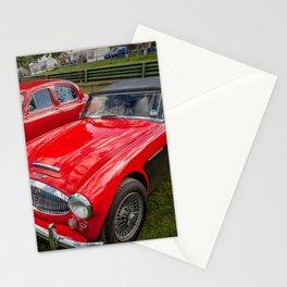 Austin Healey 3000 MK3 Stationery Cards