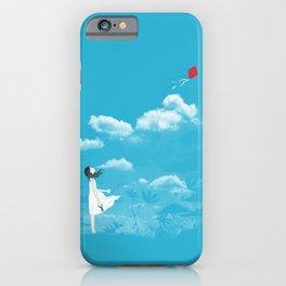 Let Go iPhone Case