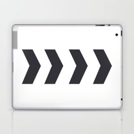 Liam Payne tattoo Laptop & iPad Skin
