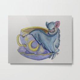 A Bat's Favorite Place to Hang Metal Print
