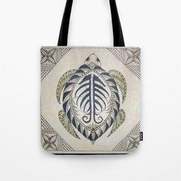Sacred Turtle Tote Bag