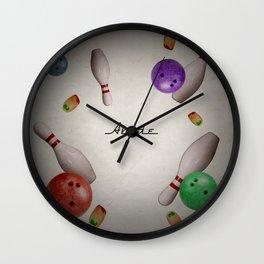 Abide Wall Clock