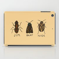 bugs iPad Cases featuring bugs. by MorningMajor