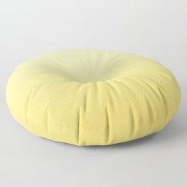 Sunshine Gradient Floor Pillow
