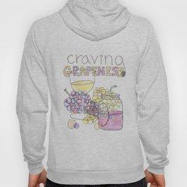 Craving Grapeness Hoody