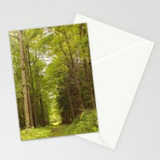 Road in the Forest  Stationery Cards