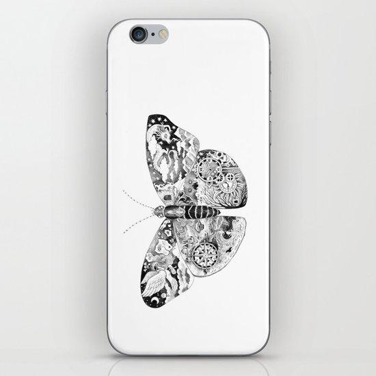 Little Adventurer iPhone & iPod Skin
