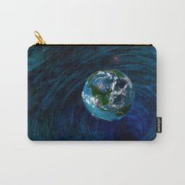 Earth Is In Trouble Carry-All Pouch