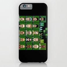 8 Bit Bad Guys Slim Case iPhone 6s