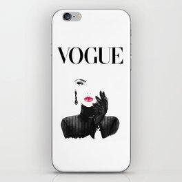 Vogue iPhone Skin