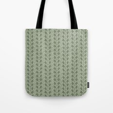 Into the Woods Leaves green Tote Bag
