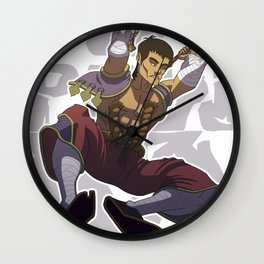 Kapow Wall Clock