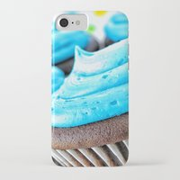 cupcakes iPhone & iPod Cases featuring Cupcakes by ThePhotoGuyDarren