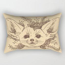 Fennec Rectangular Pillow