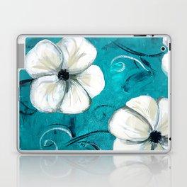 Flowers in Oil Laptop & iPad Skin
