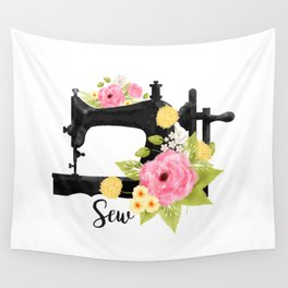Sew Wall Tapestry