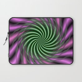 Psychedelic Swirl Laptop Sleeve