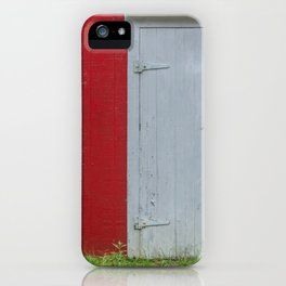 New Harbour Doors - 2 iPhone Case