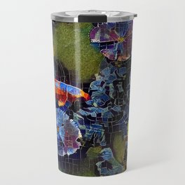 Coy Koi Travel Mug