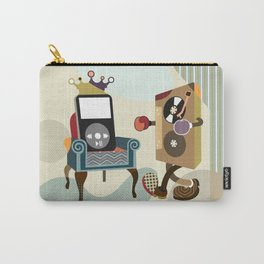Retro Music Playlist VI Carry-All Pouch