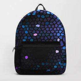 Mosaic Cross Backpack