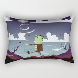 Frankenstein's monster  Rectangular Pillow