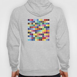 Pantone Color Palette - Pattern Hoody