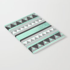 Turquoise Tribal Notebook