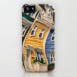 Prescott Street (Rooftops) iPhone Case