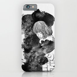 It would takes a life time to get over. iPhone Case