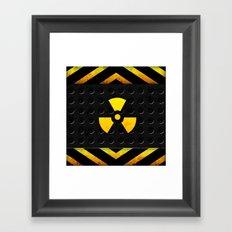 Nuclear Reactor Framed Art Print
