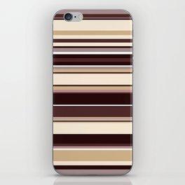 Stripes-020 iPhone Skin