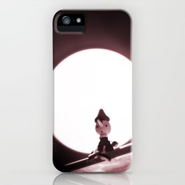 Scary Night iPhone Case