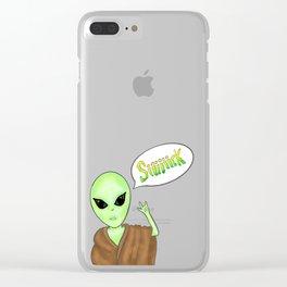 Siiiiiick Clear iPhone Case